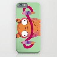 Icecream Monster iPhone 6 Slim Case