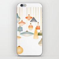 La Belle Lumière iPhone & iPod Skin