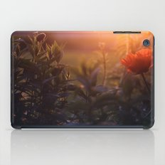 Summer Poppy iPad Case