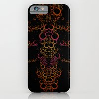 iPhone & iPod Case featuring Ink Blot (Light) by Alice Graphix