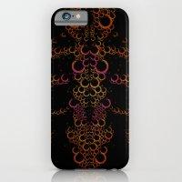 Ink Blot (Light) iPhone 6 Slim Case