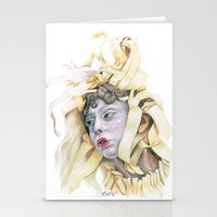 Wooden Hopes. Stationery Cards