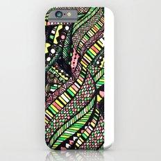 covered woman mandala Slim Case iPhone 6s