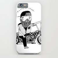 iPhone & iPod Case featuring Route 66 Lover by Mr. JJ