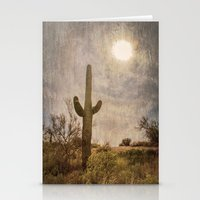 Saguaro Stationery Cards