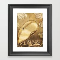 Emdì Framed Art Print