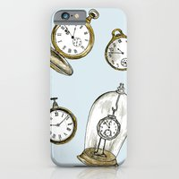 iPhone & iPod Case featuring Clocks by Rebecca Mcmillan