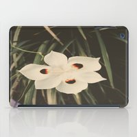 Little White iPad Case