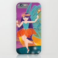 iPhone & iPod Case featuring My first fairy  by Golosinavisual