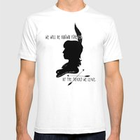 We Will Be Known Forever… Mens Fitted Tee White SMALL