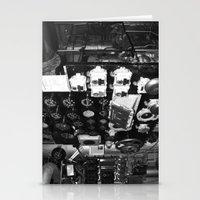 Engine Room Stationery Cards