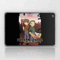 Supernatural - Goin To T… Laptop & iPad Skin