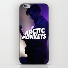 Arctic Monkeys Logo Alex… iPhone & iPod Skin