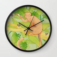 Guarimba. Wall Clock