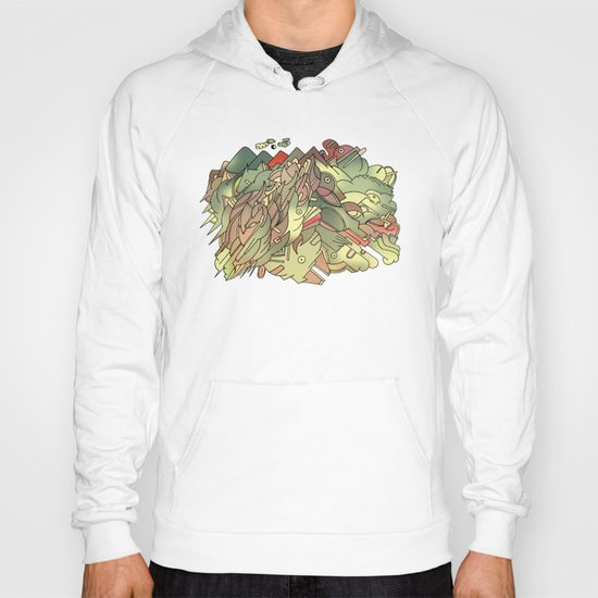 The hills are alive with the sound of Music. Hoody