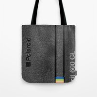 Polaroid Spirit 600 CL, … Tote Bag