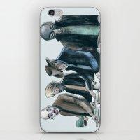 Vinyl Resurgence iPhone & iPod Skin