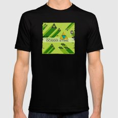 ocarina of time SMALL Black Mens Fitted Tee
