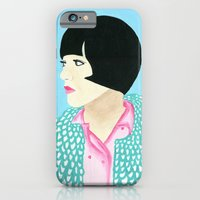 iPhone & iPod Case featuring Anna by kate gabrielle