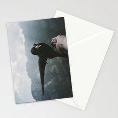 A wild Bird - landscape photography Stationery Cards