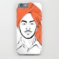 Bhagat Singh #IpledgeOrange iPhone 6 Slim Case