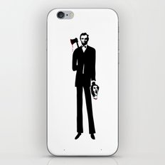 Abe Lincoln iPhone & iPod Skin