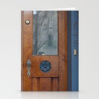 Doors 2 Stationery Cards