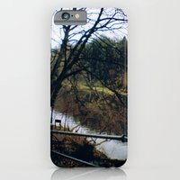 iPhone & iPod Case featuring River Side by Braven
