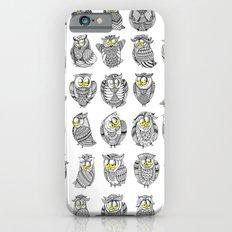 Sleepy Owls Slim Case iPhone 6s