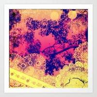 Adore Art Print