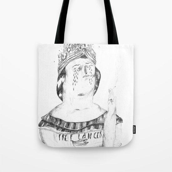 freelancer Tote Bag