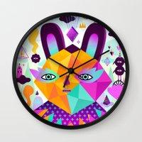 Octogo Wall Clock