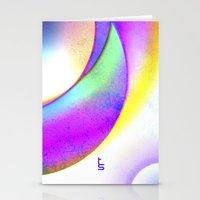 Orbital III Stationery Cards
