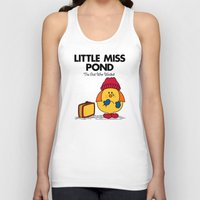 Little Miss Pond Unisex Tank Top