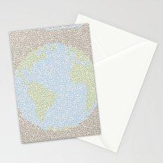 Environmental Consciousness Stationery Cards