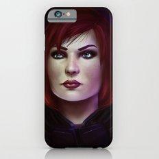Mass Effect: Commander Shepard iPhone 6 Slim Case