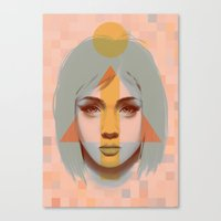 Reinvention Canvas Print