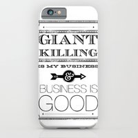 Giant Killing Is My Busi… iPhone 6 Slim Case