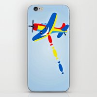 D Day iPhone & iPod Skin