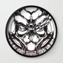 Mass Effect. Garrus Vakarian Wall Clock
