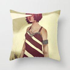 To be a Beacon Throw Pillow