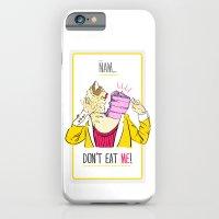 Don't Eat Me! iPhone 6 Slim Case