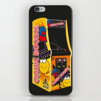 Mum, can I have 10p for another go? iPhone & iPod Skin