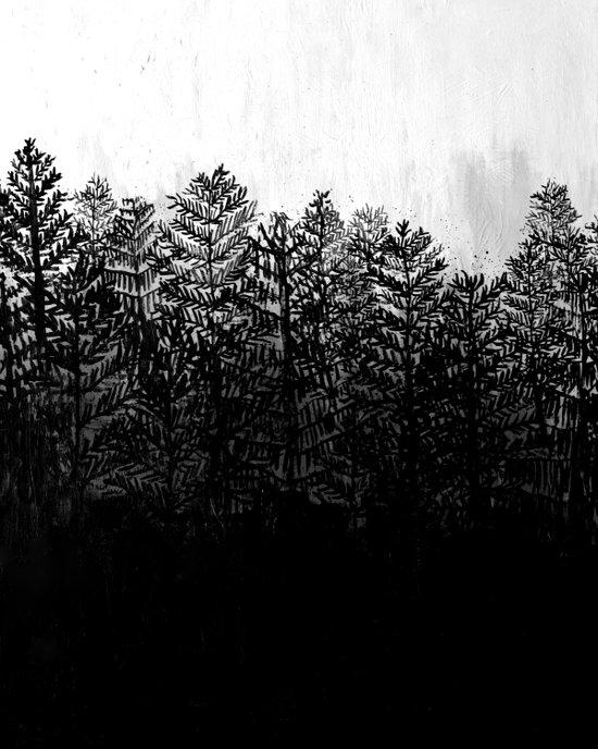 Nocturne No. 4  Art Print