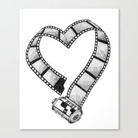 Love Of Photography Canvas Print