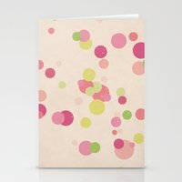 Balloons//Six Stationery Cards