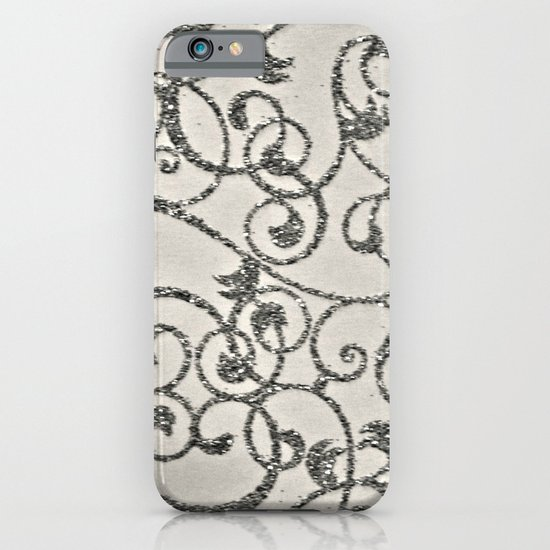 Glitter Swirl iPhone & iPod Case
