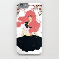 Kawaii Neko Anime Girl iPhone 6 Slim Case