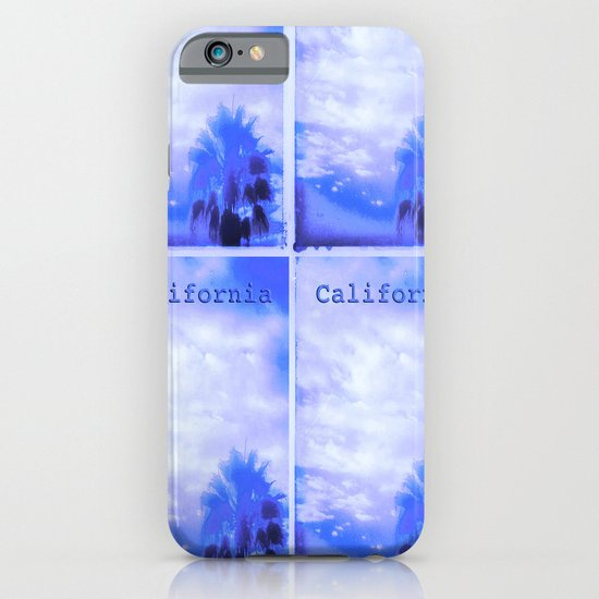 California Blue iPhone & iPod Case