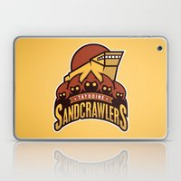 Tatooine SandCrawlers - … Laptop & iPad Skin